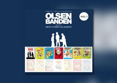 Plantsounds: Boxset mit Musik aus den Olsen-Bande-Filmen