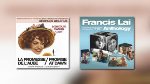 Playtime: Georges Delerue & Francis Lai