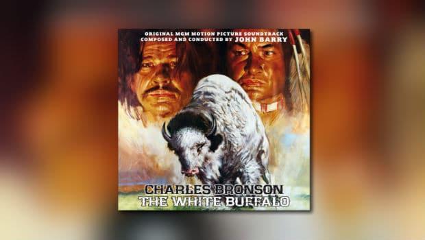 Neu von Quartet: John Barrys The White Buffalo