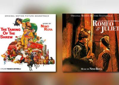 2 x Nino Rota von Quartet Records