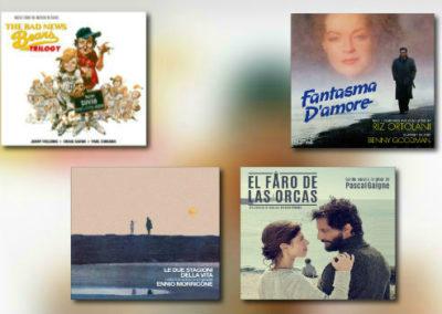 4 neue Alben von Quartet Records