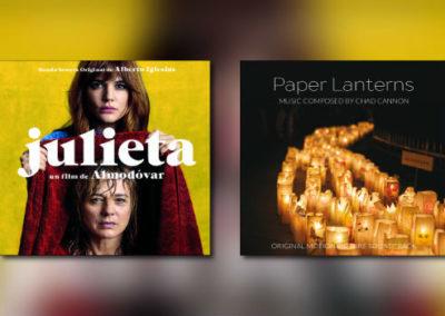 Neu von Quartet: Alberto Iglesias & Chad Cannon