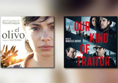 Quartet: Pascal Gaigne & Marcelo Zarvos