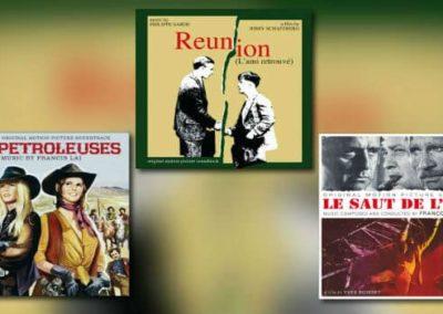 Neu von Quartet: Sarde, Lai & De Roubaix