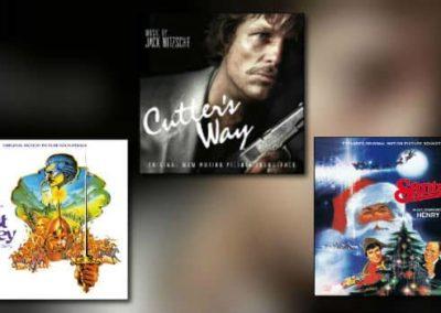 Neu von Quartet: John Barry, Henry Mancini & Jack Nitzsche