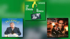 Quartet: Abril, Eidelman & Morricone