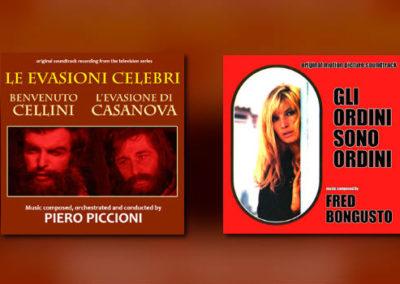 Saimel: Fred Bongusto & Piero Piccioni