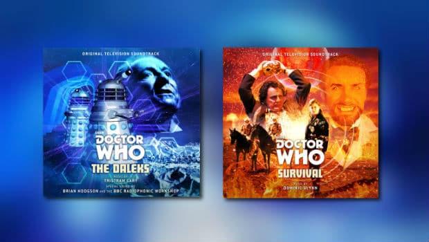2 x Doctor Who von Silva