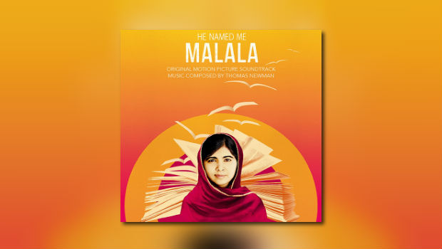 Thomas Newmans He Named Me Malala bei Sony Music
