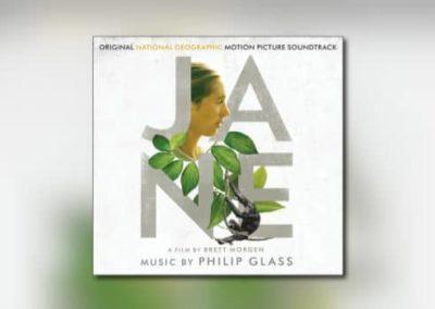 Neuer Glass-Score von Sony Masterworks