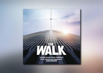 Alan Silvestris The Walk bei Sony Classical