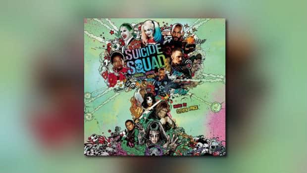 Steven Prices Suicide Squad von Sony Classical