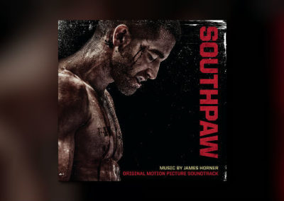 James Horners Southpaw auf CD