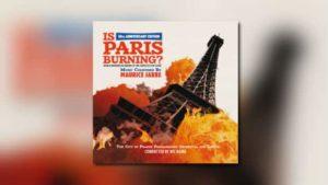Maurice Jarres Brennt Paris? von Tadlow