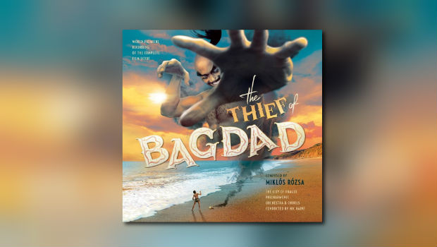 Tadlow: Miklós Rózsas The Thief of Bagdad als Neueinspielung