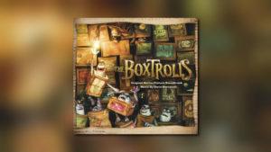 Dario Marianellis The Boxtrolls auf CD