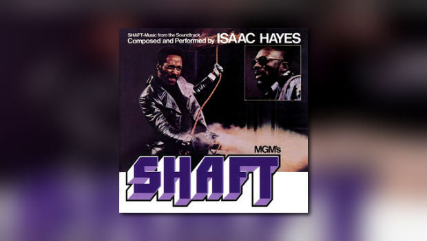 Isaac Hayes' Shaft als Doppelalbum