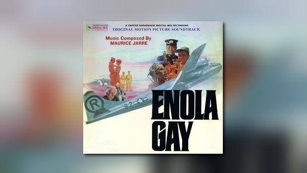 Varèse: Maurice Jarres Enola Gay erstmalig auf CD