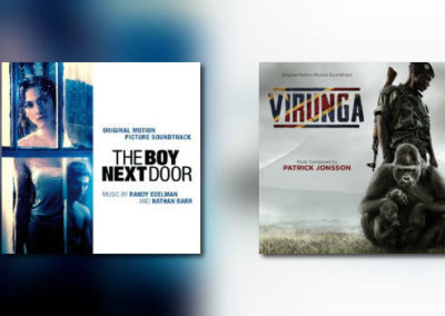 2 neue CDs bei Varèse Sarabande