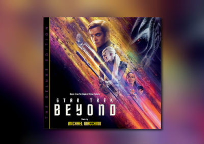Varèse Club: Michael Giacchinos Star Trek Beyond als Deluxe Edition