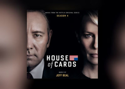 Varèse: House of Cards – Season 4