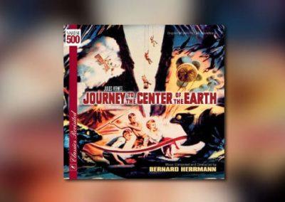 Varèse: Bernard Herrmanns Journey to the Center of the Earth