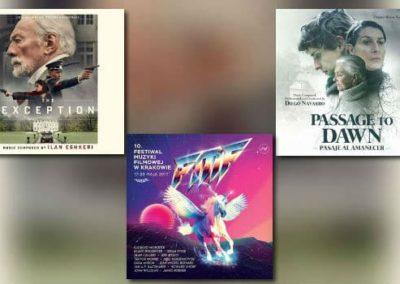 Neue limitierte Alben bei Varèse Sarabande