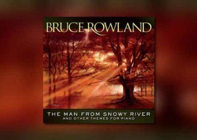 Bruce-Rowland-Album von Varèse Sarabande