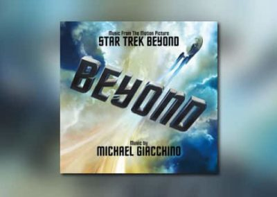 Michael Giacchinos Star Trek Beyond bei Varèse