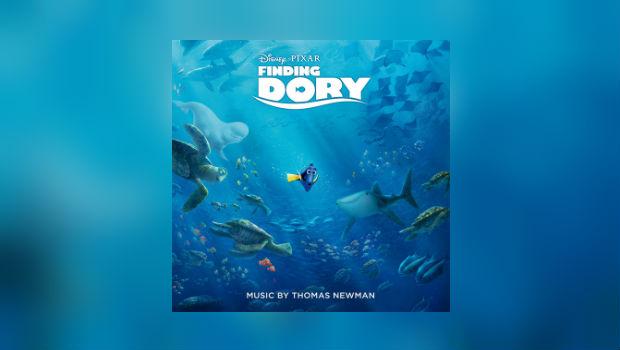 Thomas Newmans Finding Dory von Walt Disney