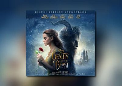 Alan Menkens Beauty and the Beast bei Walt Disney Records