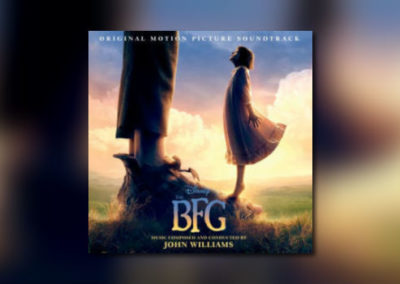 John Williams' The BFG bei Walt Disney Records