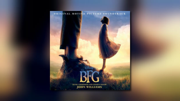 John Williams' The BFG bei Walt Disney Records