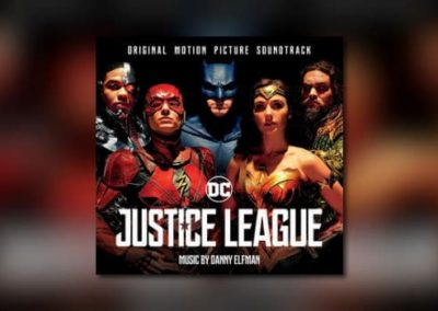 Danny Elfmans Justice League von WaterTower Music