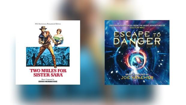 Neu von La-La Land: Ennio Morricone & Joe Kraemer