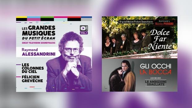 Neu von Music Box: Raymond Alessandrini & Nicola Piovani