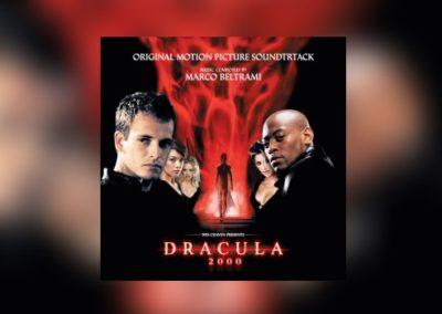 Varèse: Marco Beltramis Dracula 2000 als Einzel-CD