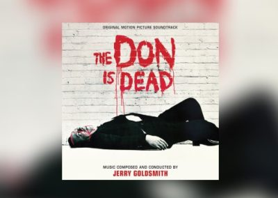 Jerry Goldsmiths The Don Is Dead von Intrada
