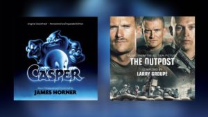 Neu von La-La Land: James Horner & Larry Groupé