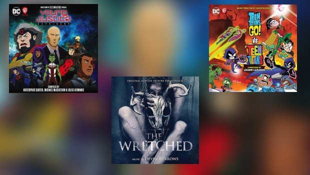 Drei neue Alben von La-La Land Records