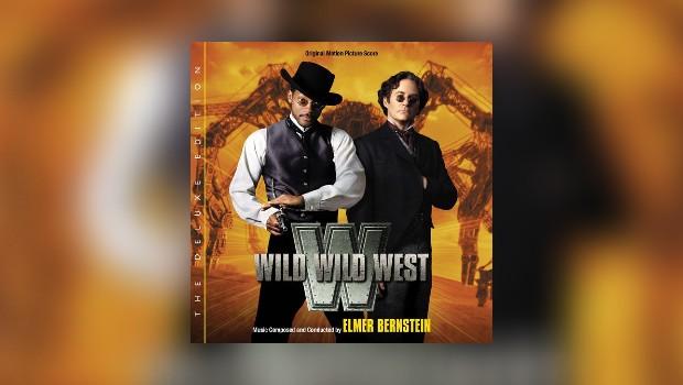 Neu im Varèse Club: Elmer Bernsteins Wild Wild West