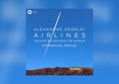 Neues Desplat-Album von Warner Classics