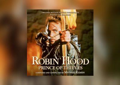 Neu von Intrada: Michael Kamens Robin Hood – Prince of Thieves auf 4 CDs
