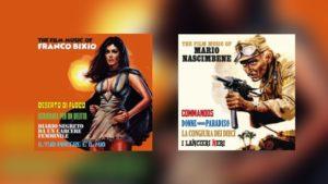 Neu von Quartet: Franco Bixio & Mario Nascimbene