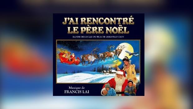 Francis Lais J'ai rencontré le Père Noël bei Télé 80