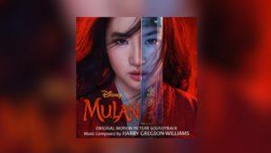 Harry Gregson-Williams' Mulan von Walt Disney Records