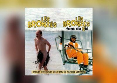 Les bronzés & Les bronzés font du ski als Reissue