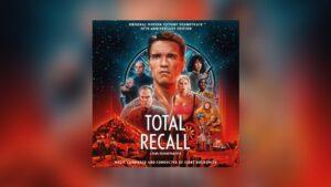 Quartet: Neue Jubiläumsausgabe von Jerry Goldsmiths Total Recall