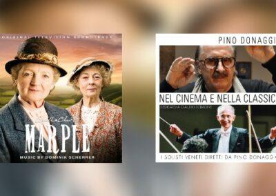 Neu von Quartet: Dominik Scherrer & Pino Donaggio