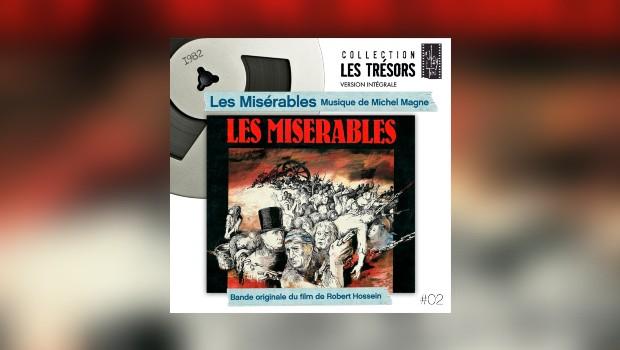 Michel Magnes Les Misérables als verlängerte Fassung